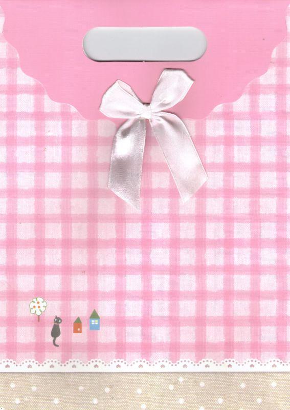 Пакет подарочный (19x31.8)